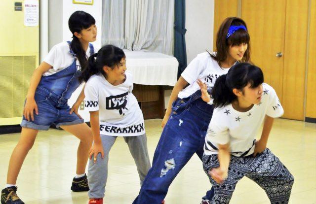 豊橋市の高校生向けダンススクール