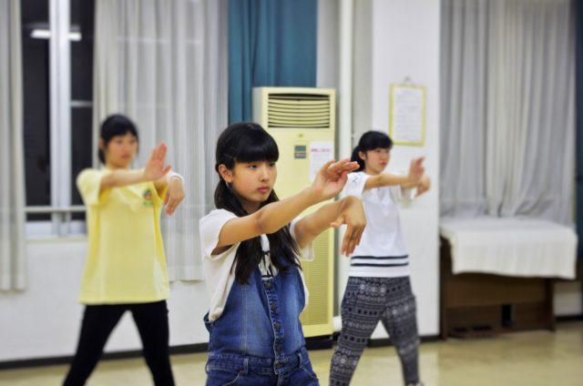 豊橋の中学生対象ダンス教室