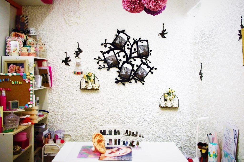 豊橋市の美容室プラスアルファの部屋