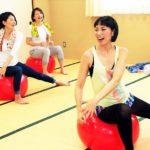 【豊橋】バランスボールレッスンで心も体もリフレッシュ!