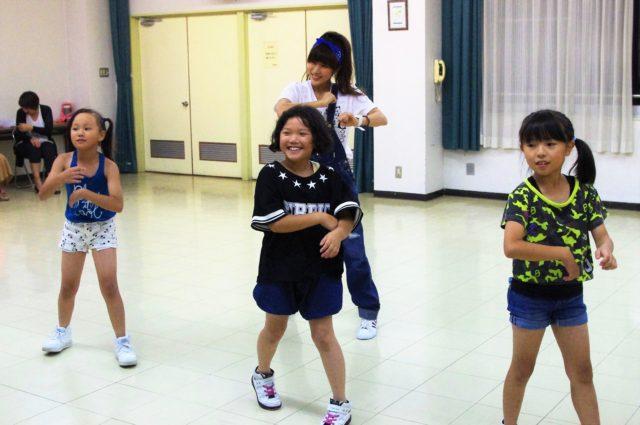 豊橋のキッズダンス教室