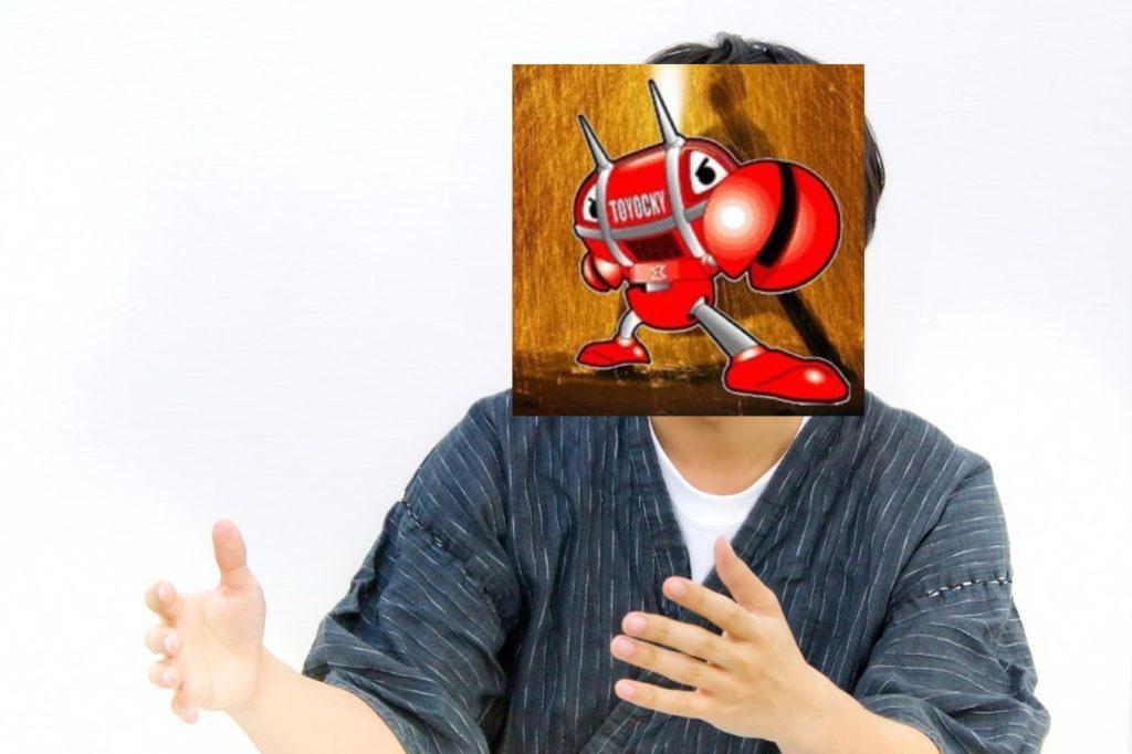 三河弁botの中の人イメージ