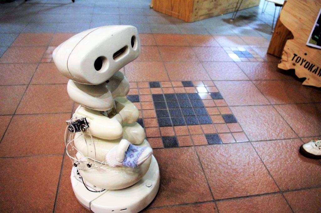 弱いロボット iBones(アイ・ボーンズ)