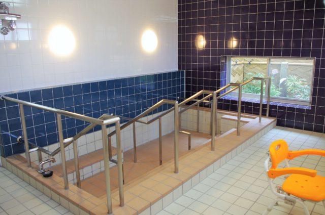 通所リハビリテーションFAMの大浴場
