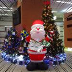 豊橋商工会議所に「ちょっとオトナ」なクリスマスツリーが登場!