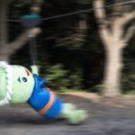 愛知県田原市のゆるキャラ「キャベゾウ」が日々ガチャピン化してる