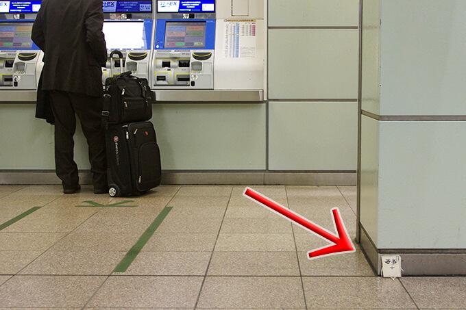 豊橋駅の新幹線口